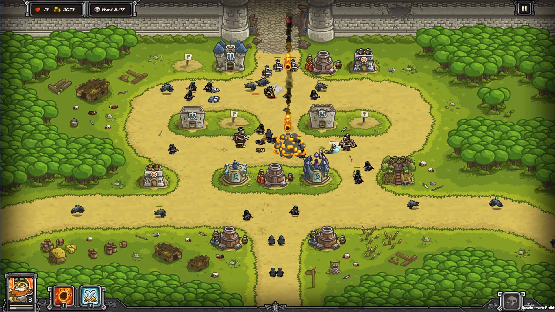 Kingdom Rush (Steam Key, GLOBAL)