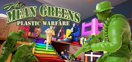 The Mean Greens - Plastic Warfare (Steam Key, GLOBAL)