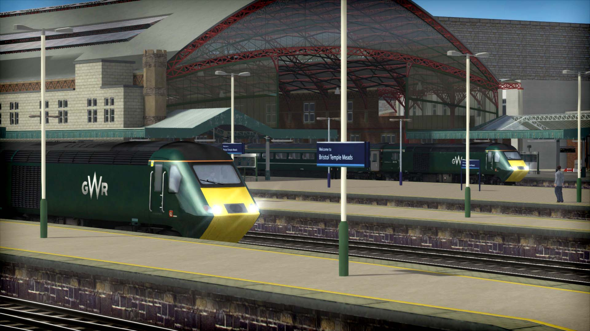 Train Simulator 2016-2017 + 3 DLC (Steam Key, GLOBAL)