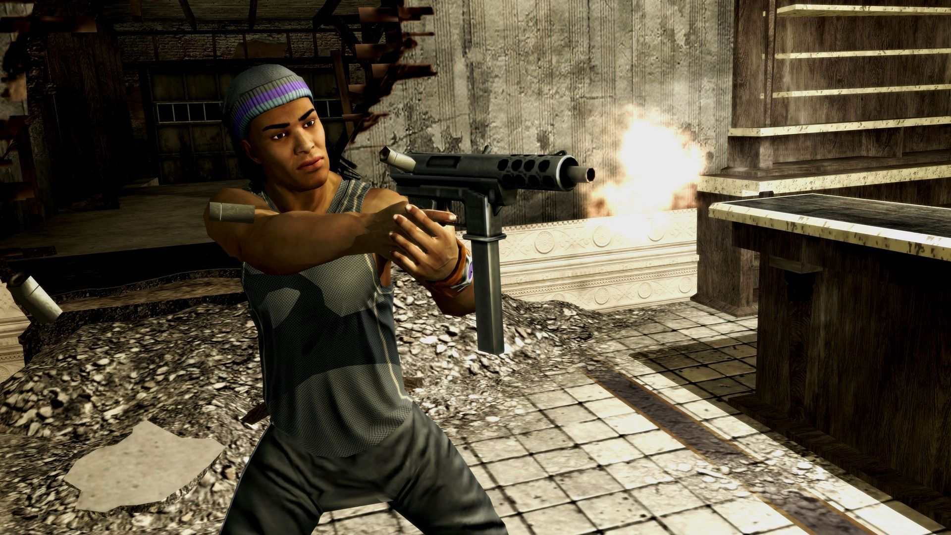 Saints Row 2 (Steam Key RU+CIS)