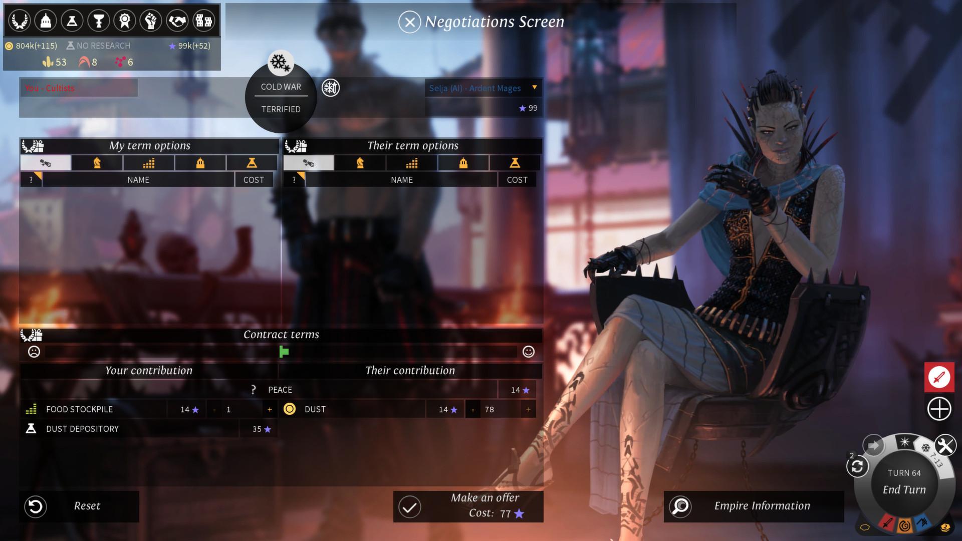 Скриншот  9 - Endless Legend — Classic Edition (Steam Key GLOBAL)