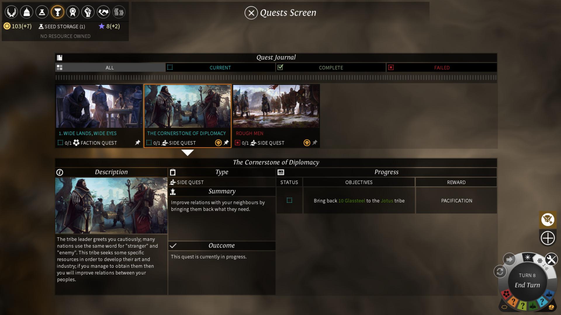 Скриншот  8 - Endless Legend — Classic Edition (Steam Key GLOBAL)