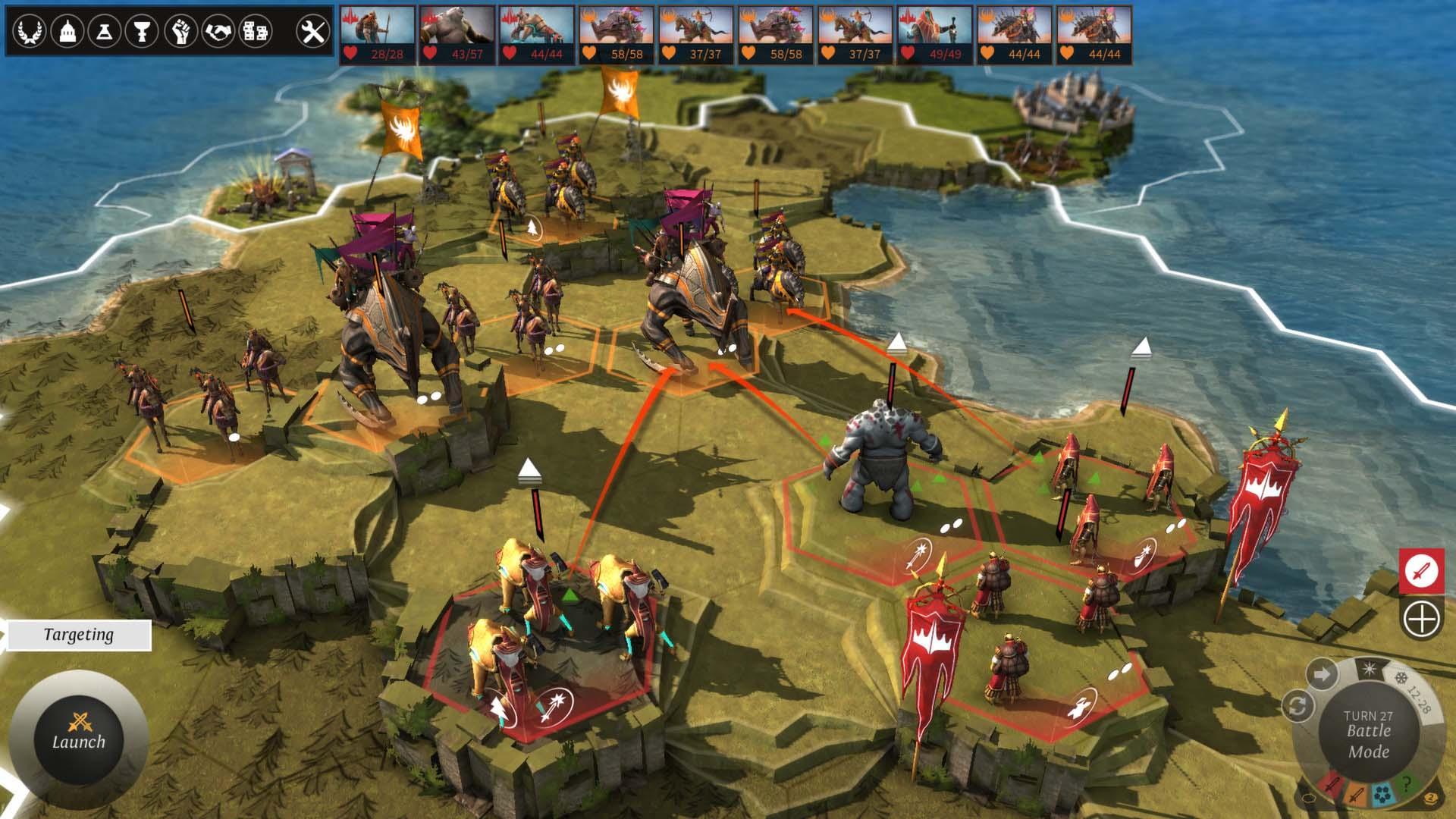 Скриншот  6 - Endless Legend — Classic Edition (Steam Key GLOBAL)