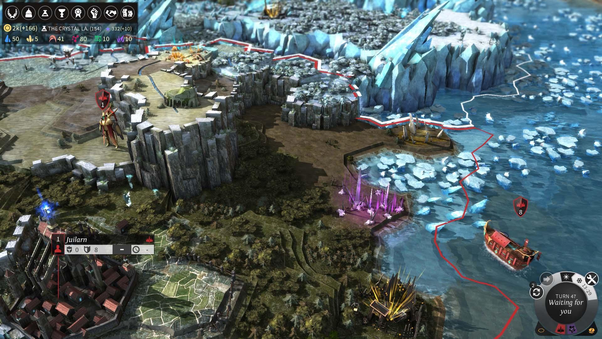 Скриншот  2 - Endless Legend — Classic Edition (Steam Key GLOBAL)