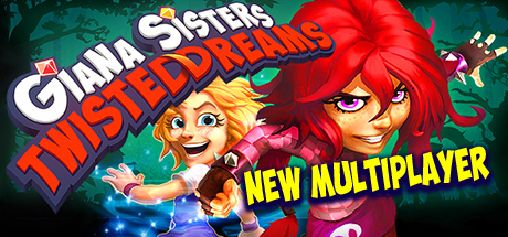 Giana Sisters: Twisted Dreams (Steam Key, Region Free)