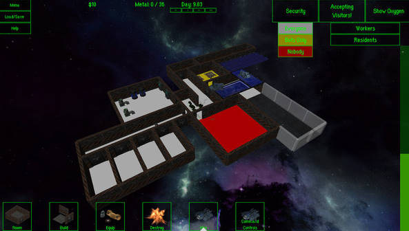 Space Station Alpha (Steam Key, Region Free)