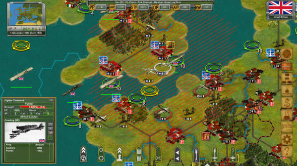 Strategic War In Europe (Steam Key, Region Free)