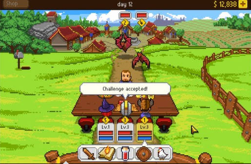 Knights of Pen and Paper +1 Edition STEAM KEY REG.FREE