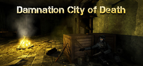 Damnation City of Death (Steam Key, Region Free)