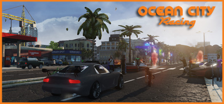 OCEAN CITY RACING (Steam Key, Region Free)