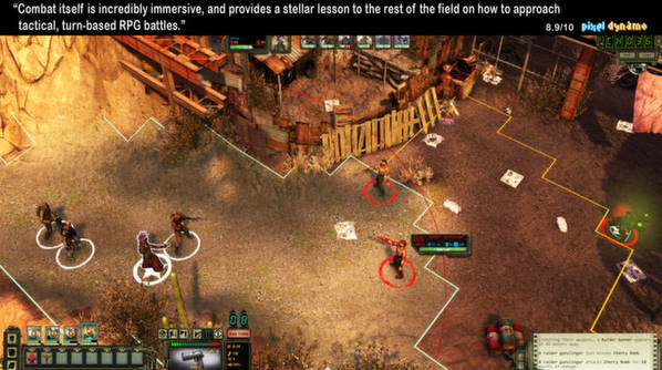 Wasteland 2 (Steam Key, RU+CIS)