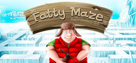 Fatty Maze´s Adventures (Steam Key, Region Free)