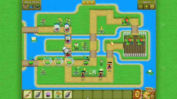 Garden Rescue (Steam Key, Region Free)