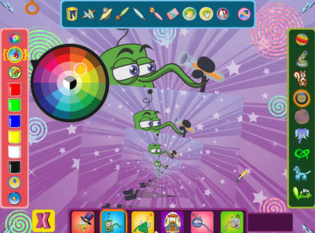 Bin Weevils Arty Arcade (Steam Key, Region Free)