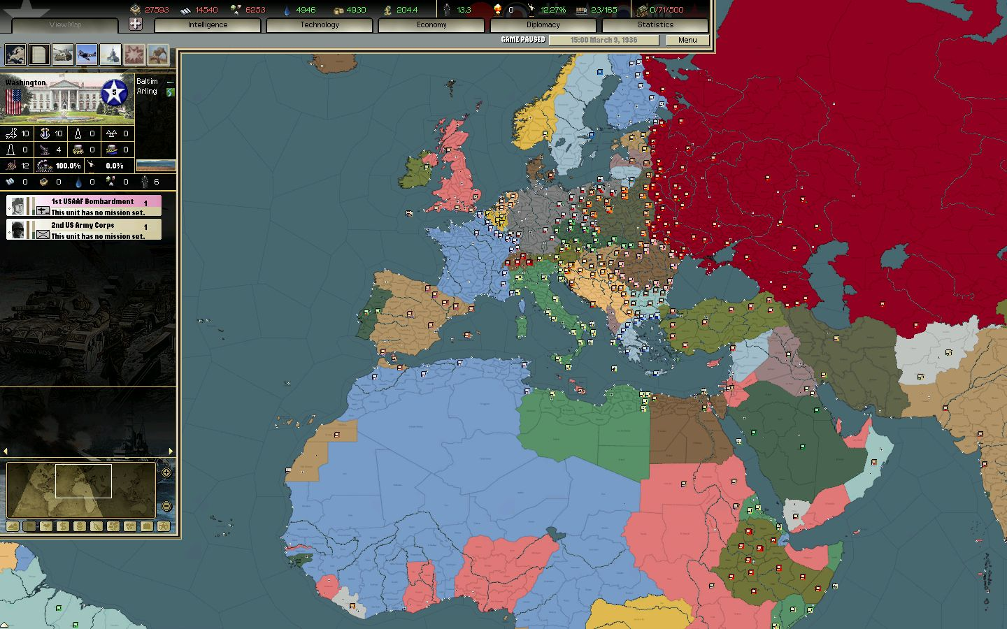 Darkest Hour: A Hearts of Iron Game (Steam,Region Free)