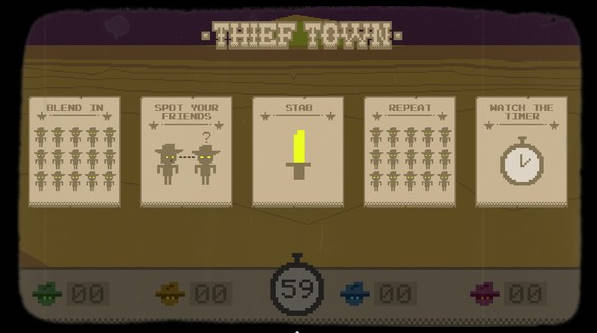Thief Town (Steam Key, Region Free)