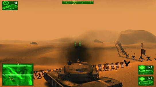 Desert Thunder (Steam Key GLOBAL)