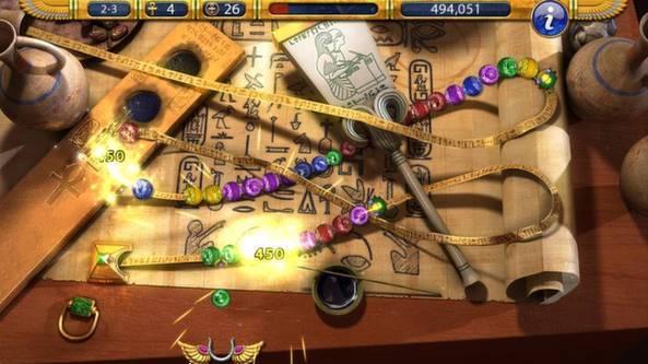 Luxor 2 HD (Steam Key, Region Free)