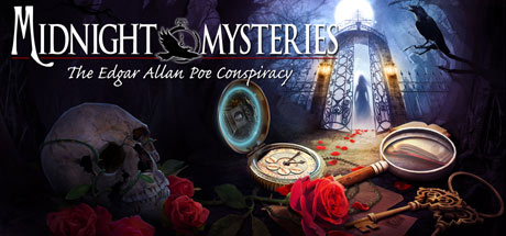Midnight Mysteries Edgar Allan Poe (Steam Key, GLOBAL)
