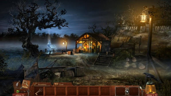 Midnight Mysteries 3: Devil on the Mississippi (Steam)