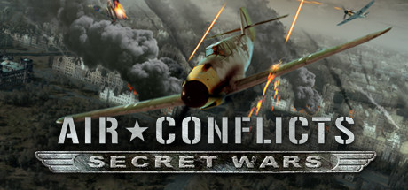 Air Conflicts: Secret Wars (Steam Key, Region Free)