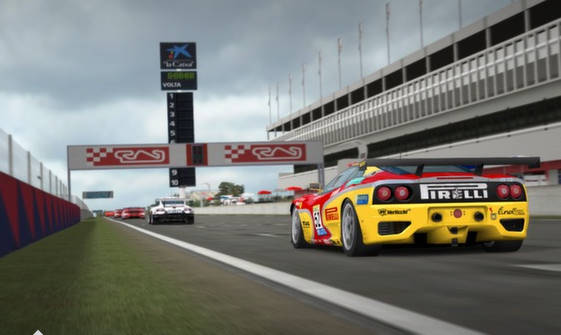 GTR FIA GT Racing (Steam Key, Region Free)