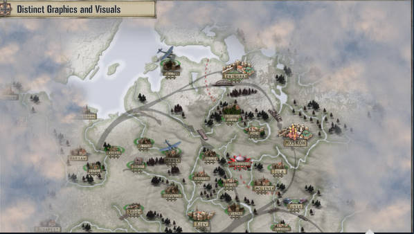 Frontline : Road to Moscow (Steam Key, Region Free)