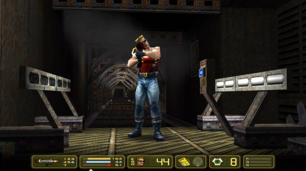 Duke Nukem: Manhattan Project (Steam Key, Region Free)