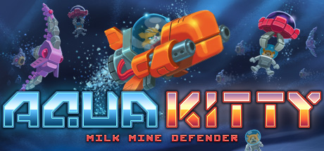Aqua Kitty: Milk Mine Defender (Steam Key, Region Free)