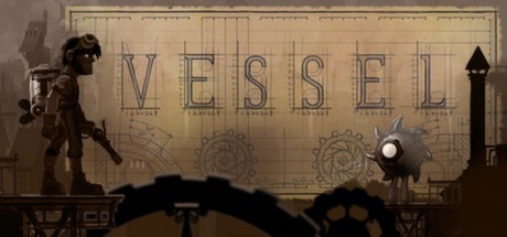 Vessel (Steam Key, Region Free)