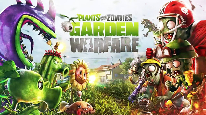 Buy Plants vs Zombies Garden Warfare Origin RU/US/EU