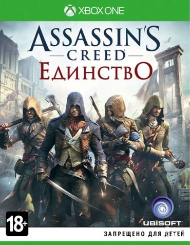 Purchase Assassin's Creed Unity Xbox One RUS/USA/CA/EU