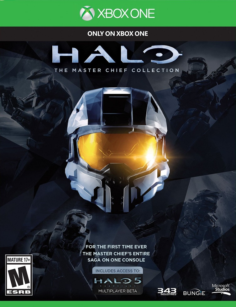HALO: The Master Chief Collection Xbox One Россия/US/EU