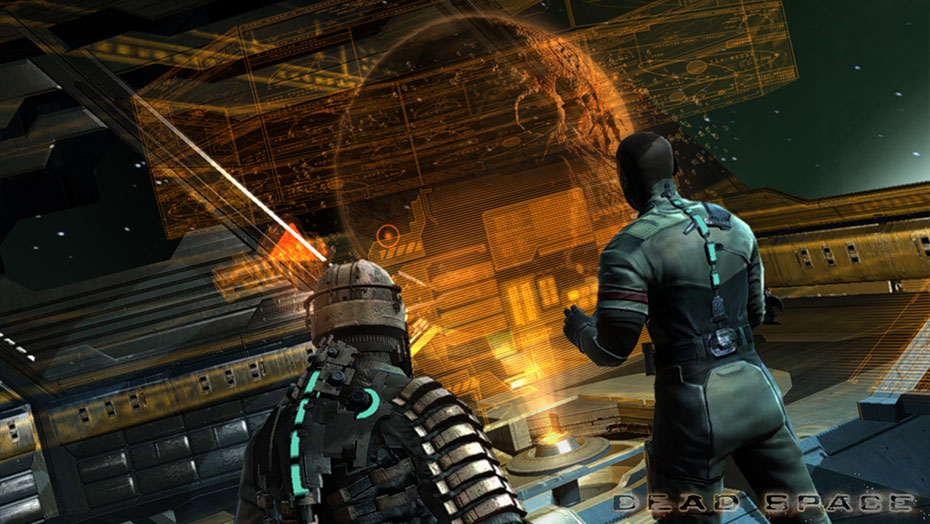 Dead Space Origin Key