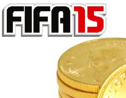 Gold / Gold Coins FIFA 15 Ultimate Team Coins PC + 5%