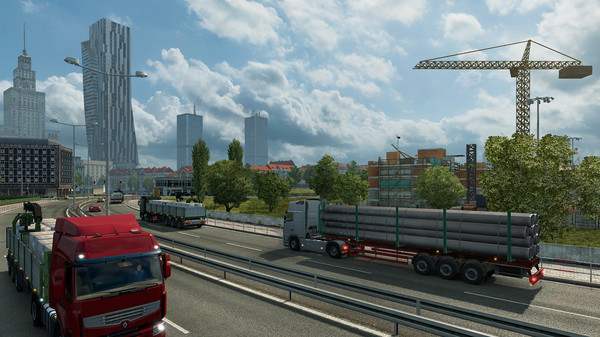 Euro Truck Simulator 2 Scandinavia Steam RU
