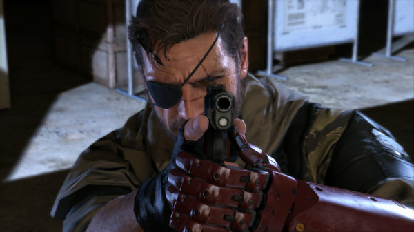 METAL GEAR SOLID V: THE PHANTOM PAIN (Steam Gift RU)