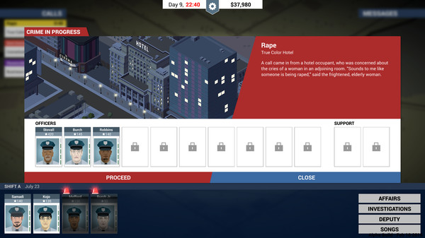 This Is the Police (Steam Gift, RU+CIS) + ПОДАРОК