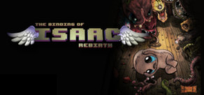 The Binding of Isaac:Rebirth (Steam Gift/RU+CIS)