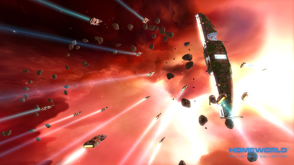 Homeworld Remastered Collection (Steam Gift/RU+CIS)