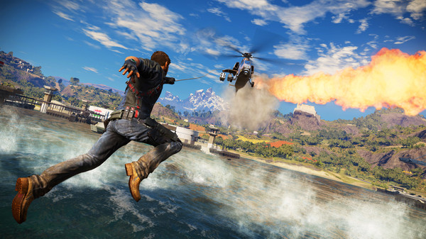Just Cause 3 (Steam Gift / RU+CIS / Preorder)