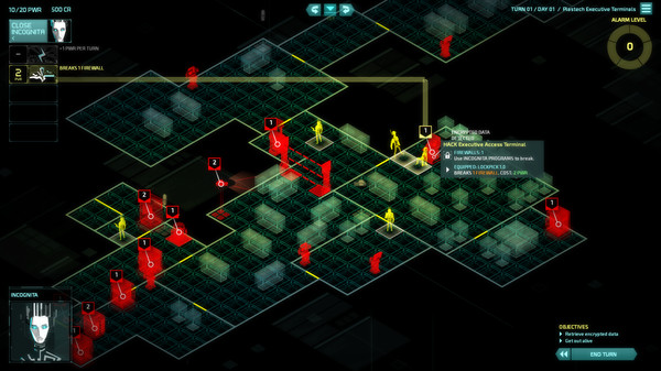 Invisible, Inc. (Steam Gift/RU+CIS)