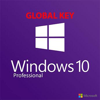 Фотография 🔑 windows 10 pro [global key] пожизненная гарантия +🎁