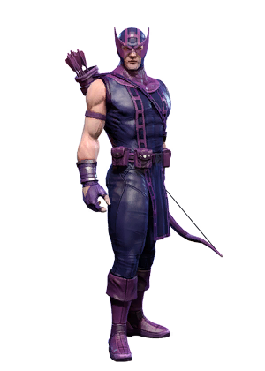MARVEL HEROES OMEGA - HAWKEYE ( hero )