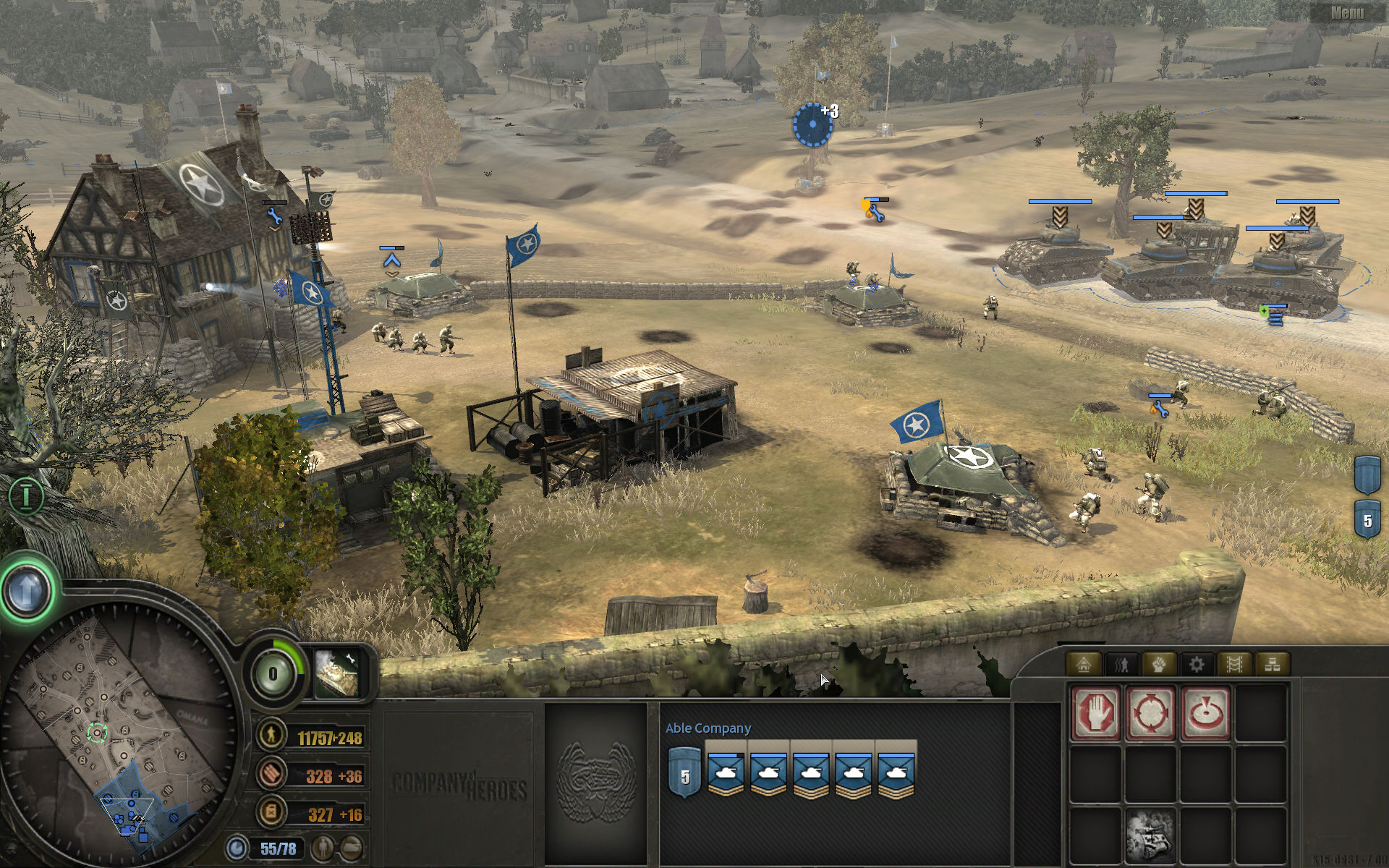 Company of Heroes Steam Key ( Region Free/Global )