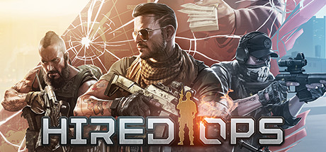 Hired Ops Steam Key ( Region Free / Global / ROW )
