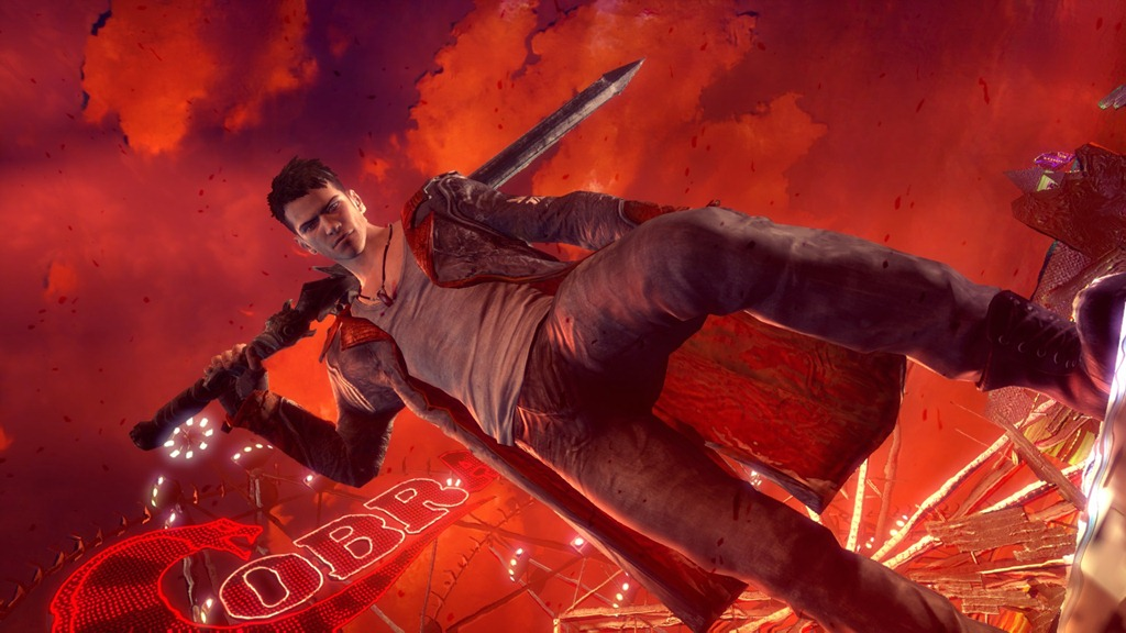 DmC Devil May Cry key ( Steam RU/CIS ) + Gift