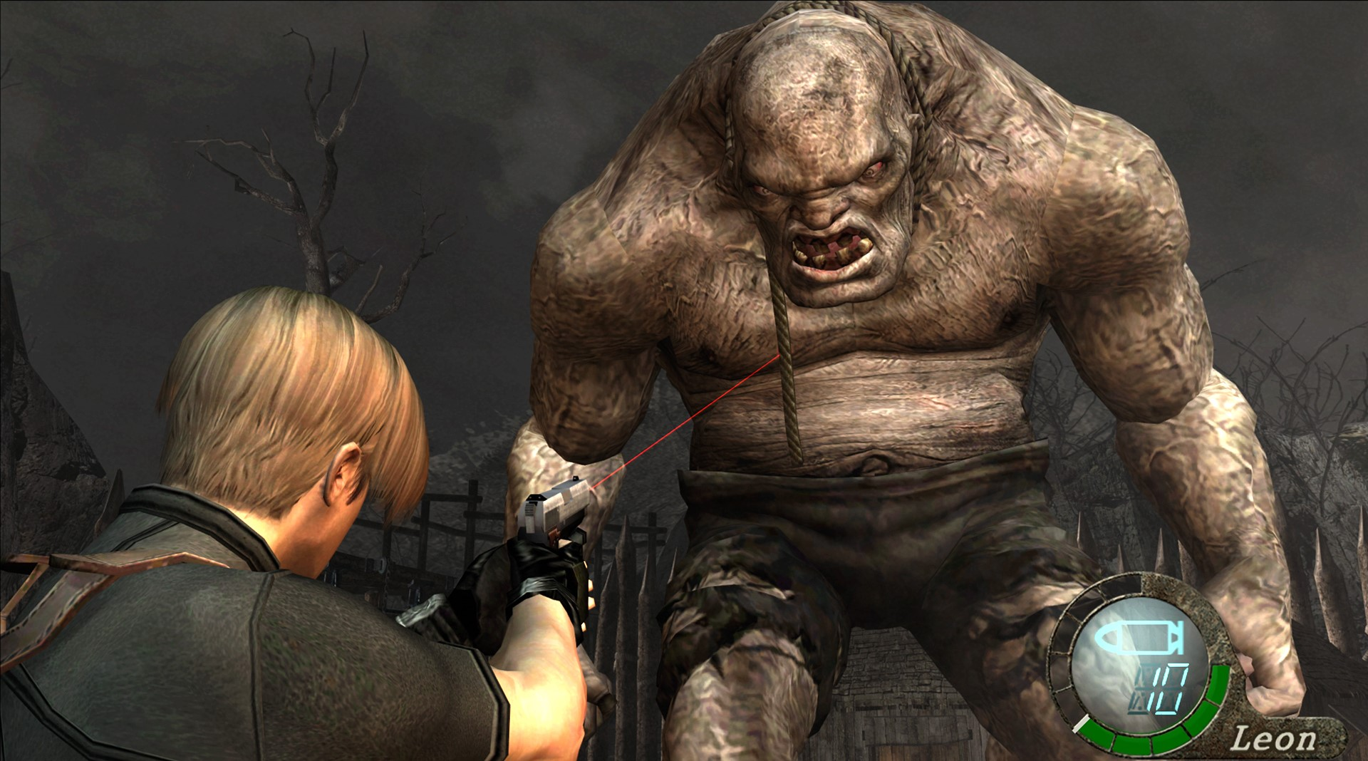 Скриншот  2 - Resident Evil 4 Ultimate HD (Steam Key)