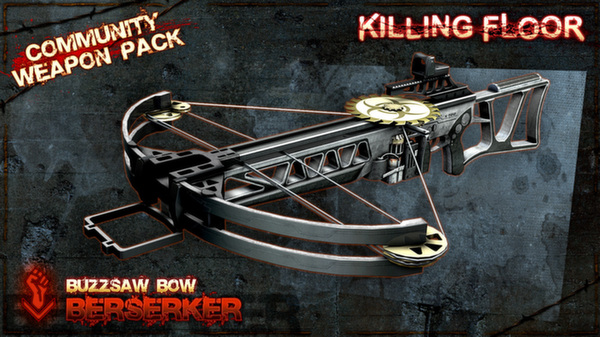 Killing Floor - Community Weapon Pack - STEAM Key ROW