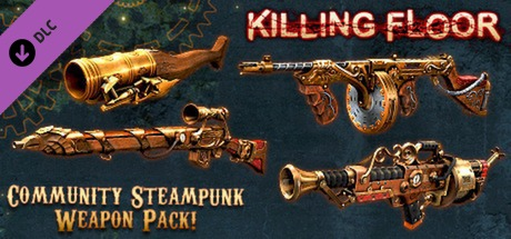 Killing Floor - Community Weapon Pack 2 - STEAM Key ROW